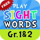 Sight Words 2 : 140+ learn to read flashcards and games app for kids. Play word bingo! mobile app icon